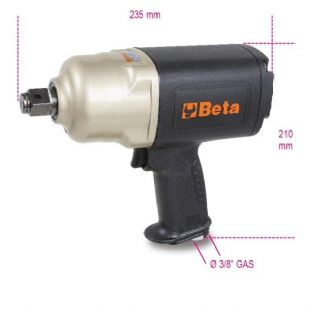 "Beta 1928CD 3/4"" Drive Reversible Impact Wrench"